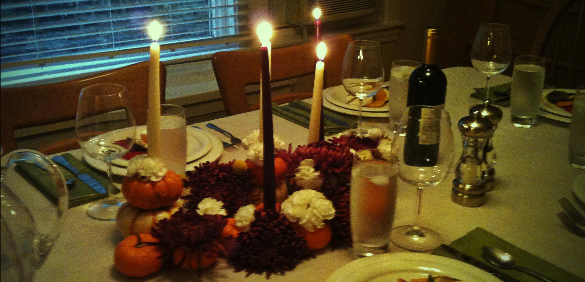 Thanksgiving Centerpiece, berosy.com