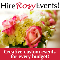 Hire Rosy Events
