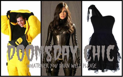Doomsday Chic Dress Code