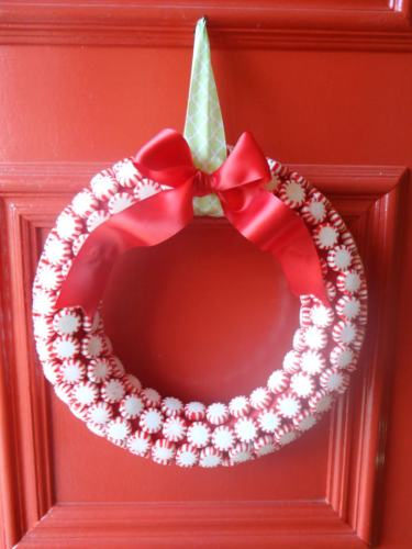 Mint Wreath